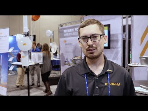 Mimosa Networks at WISPAmerica 2018