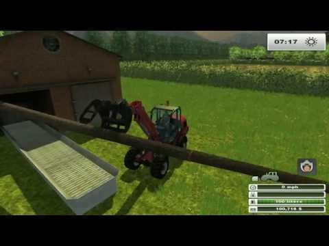 FARM SIM SATURDAY the new logging mod day 2
