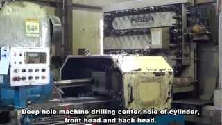 video thumbnail AJCE Hydraulic Hammer Low-Noise type youtube