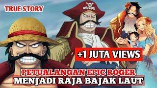 Download Video FULL!!! KISAH HIDUP GOL D. ROGER HINGGA MENJADI RAJA BAJAK LAUT MP3 3GP MP4