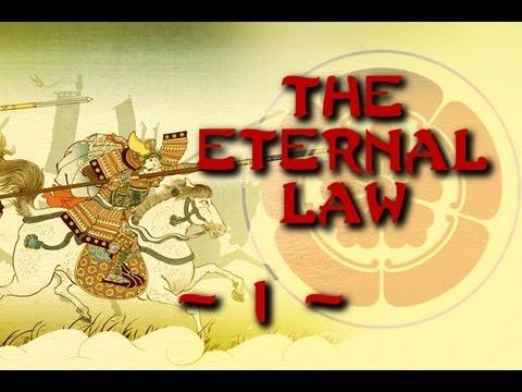 The Eternal Law - Total War: Shogun 2 (Radious Mod) Narrative Let's Play - Episode One