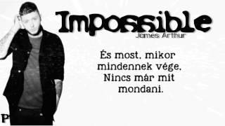 James Arthur - Impossible (magyar) [720p]
