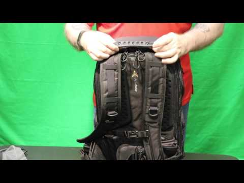 Lowepro Back Pack, It's Not What You Might Be Thinking.