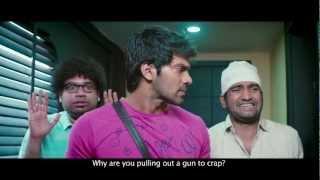Settai film Trailer - Arya -Santhanam - Premgi - Hansika