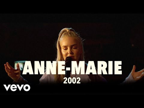 Video Anne-Marie - 2002 (Live) | Vevo UK LIFT download in MP3, 3GP, MP4, WEBM, AVI, FLV January 2017