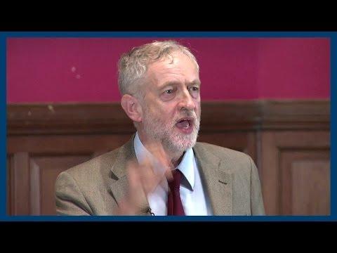 Socialism DOES Work | Jeremy Corbyn | Oxford Union