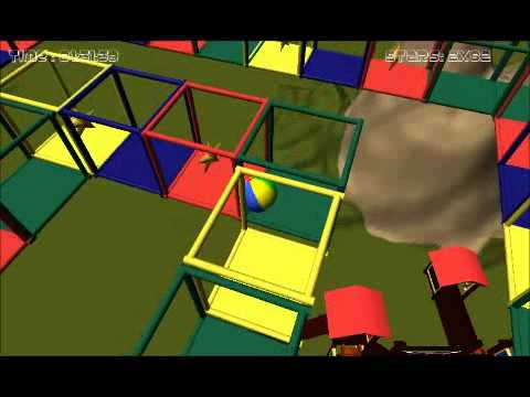 Video of Marble Boing 3D