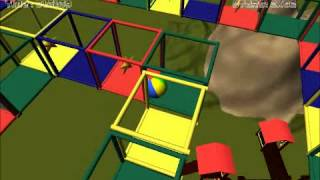 Marble Boing 3D YouTube video