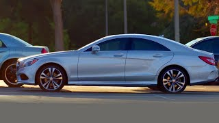 The CLS epitomizes visionary style. Unparalleled, brilliant design, and superior craftsmanship place this 4-door coupe in a league of its own. #cls #c218 #coupe #oldbenz