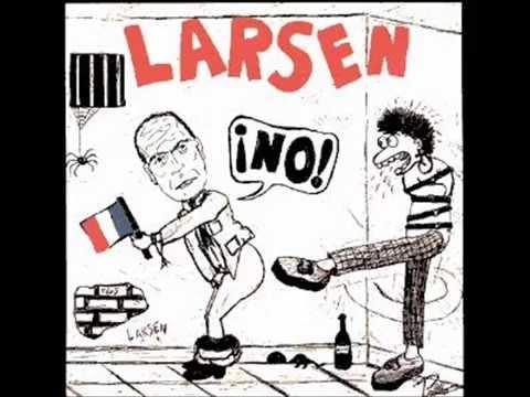 Larsen - ¡No! (Album completo)