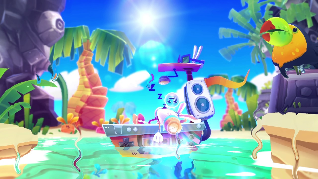 'Monomals' Is a Graphically Stunning Music Game From the Creators of 'Heroki', Launching Next Year