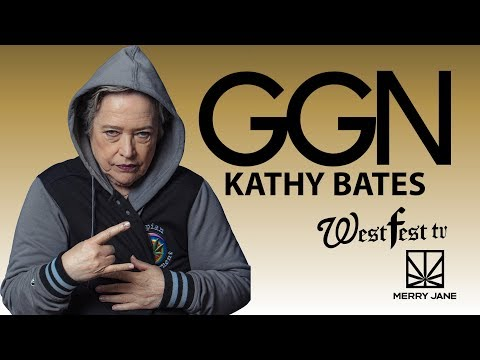 Kathy Bates Talks Hollywood History and Gets Disjointed With Snoop Dogg | GGN