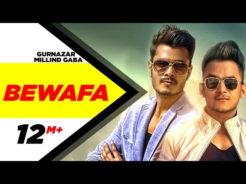 Video Bewafa (Full Video)   Gurnazar Feat Millind Gaba   Latest Punjabi Song 2016   Speed Records download in MP3, 3GP, MP4, WEBM, AVI, FLV January 2017