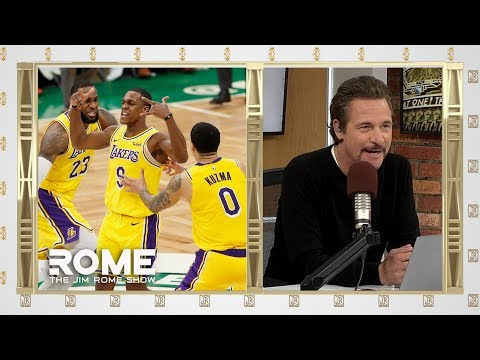 Video: Rondo Hits Game-Winner Versus Celtics | The Jim Rome Show