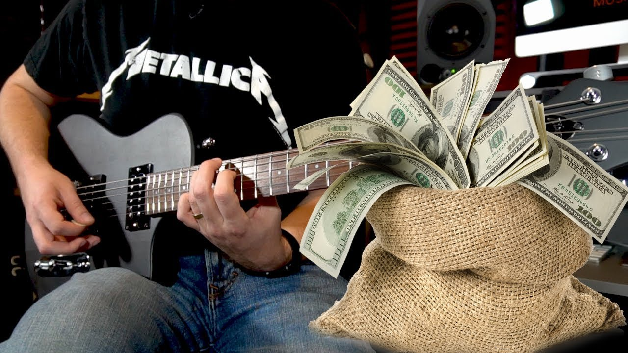 "Buying an ""Expensive"" Guitar…"