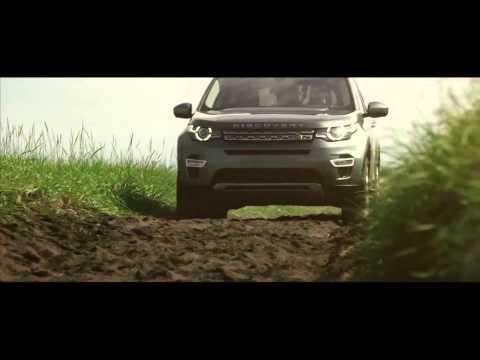 Новый Land Rover Discovery Sport - видео обзор!