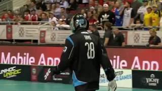 Salibandyn MM-kisat 2016 Suomi-Ruotsi Rankkarikisa