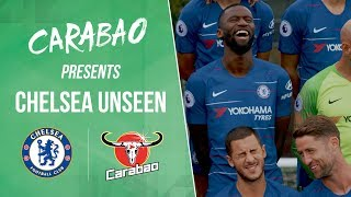 Download Video Rudiger & Hazard Loving Funny Team Photoshoot! 😂| Chelsea Unseen MP3 3GP MP4