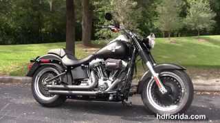 10. Used 2014 Harley Davidson Fatboy Lo Motorcycles for sale