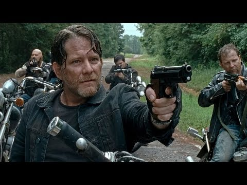 TWD S6E9 - Introduction (2/2) | Daryl blows up the Saviors
