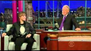 "Download Lagu Justin Bieber on the ""Late Show with David Letterman"" - Interview - January 2011 Mp3"