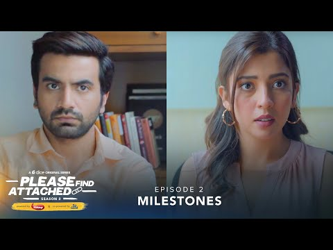 Dice Media | Please Find Attached | Web Series | S02E02 - Milestones ft. Barkha Singh & Ayush Mehra
