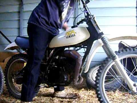 1979 Yamaha MX 175