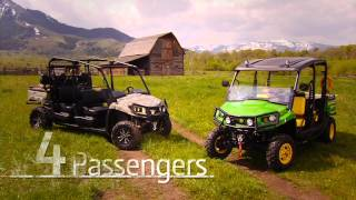 1. John Deere: XUV 550 and 550 S4 Video