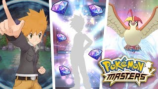 Pokémon Masters - Blue Story Event | Reach for the Top! (x10 Summon!!) by Munching Orange