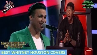 Video WHITNEY HOUSTON COVER AUDITIONS IN THE VOICE MP3, 3GP, MP4, WEBM, AVI, FLV September 2018