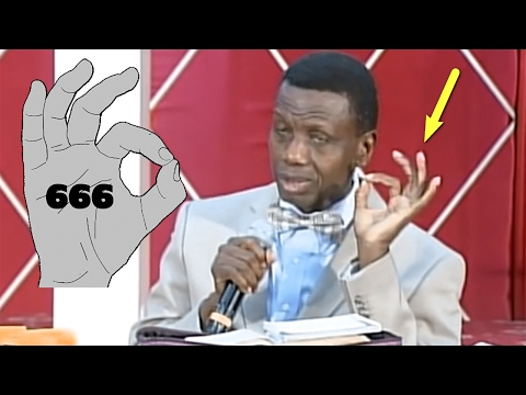 Pastor Enoch Adeboye Exposed As Illuminati & Freemason With Redeemed Church. Part 2