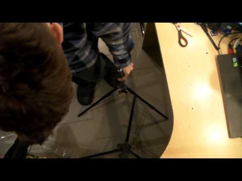 unboxing/recensione -  Neewer® 210cm Cavalletto Stativo (prezzo più low cost)