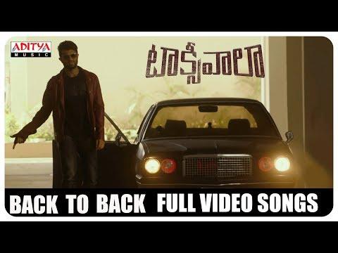 Taxiwaala Back to Back Video Songs | Taxiwaala Video Songs | Vijay Deverakonda, Priyanka jawalkar