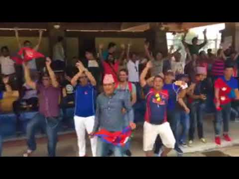 Nepal U19 vs India U19 – Fans celebrating after Nepal's win