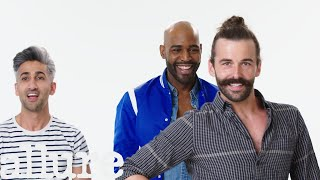 'Queer Eye' Cast Tries 9 Things They've Never Done Before | Allure
