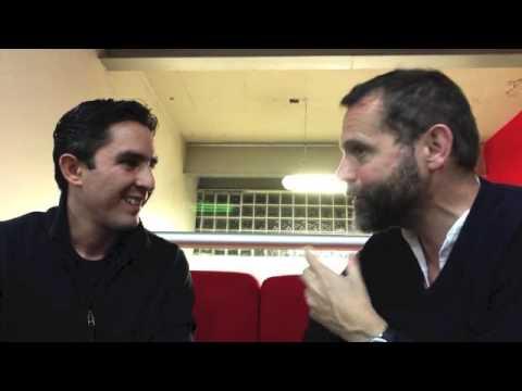 Entrevista a Xavier Melloni per 'Vers un temps de síntesi'