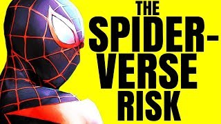 Video Why Spider-Man: Into The Spider-Verse Is A Huge Risk MP3, 3GP, MP4, WEBM, AVI, FLV Agustus 2018