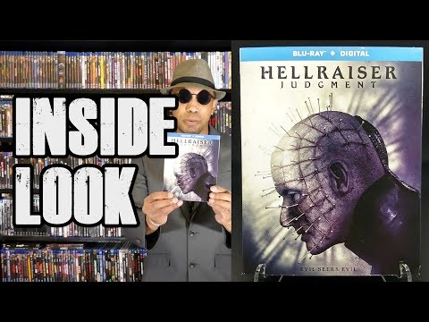 Hellraiser Judgment - Unboxing / Review