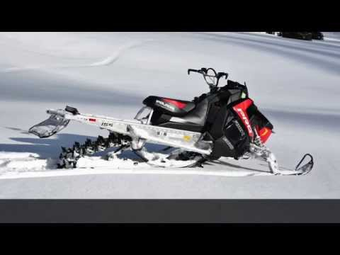 2016 Polaris AXYS Pro RMK Overview with Engineering Team