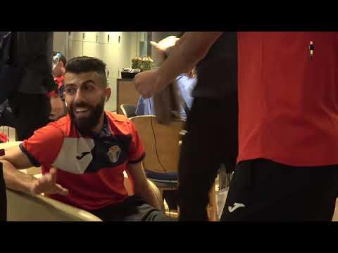 فيديو فكاهي | لاعبو النشامى من البانيا الى كرواتيا… بدون تحضير