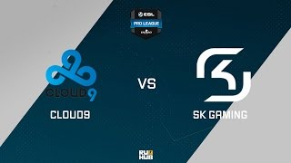 SK vs C9, game 3