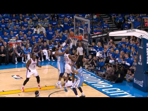 Video: And after this play, Russell Westbrook threw up