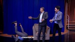 Video Vincent Jatuh Gara-gara Tukul Jadi Host Bukan Tonight Show MP3, 3GP, MP4, WEBM, AVI, FLV Mei 2018