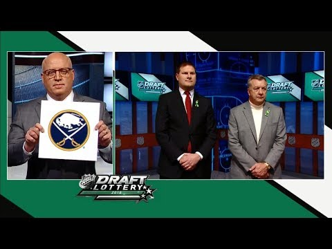 Video: Buffalo Sabres win 2018 NHL Draft Lottery