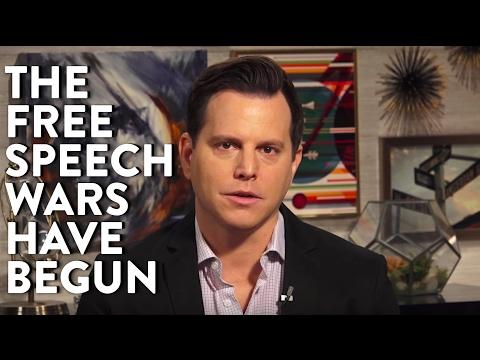 The Free Speech Wars Have Begun