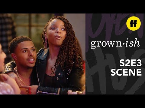 grown-ish Season 2, Episode 3 | Crew Rules | Freeform