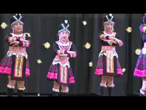 Nkauj Hmoob Ntshiab Si - Dance Competition 2016 (видео)