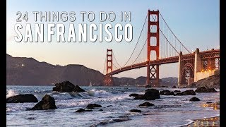 Video 24 Things to Do in San Francisco MP3, 3GP, MP4, WEBM, AVI, FLV Desember 2018