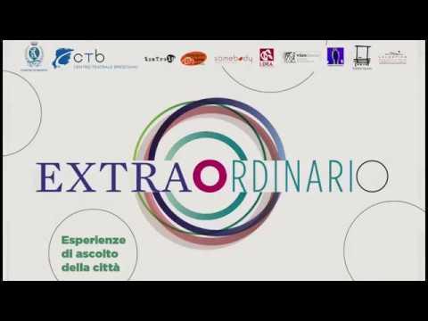 video promo ExtraOrdinario