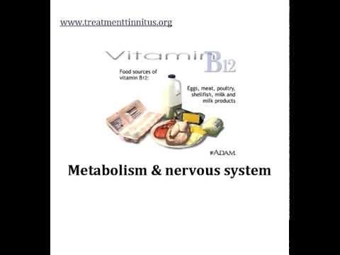 vitamin tinnitus treatment